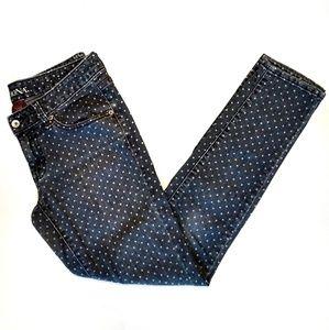 Merona Polka Dot Jeans